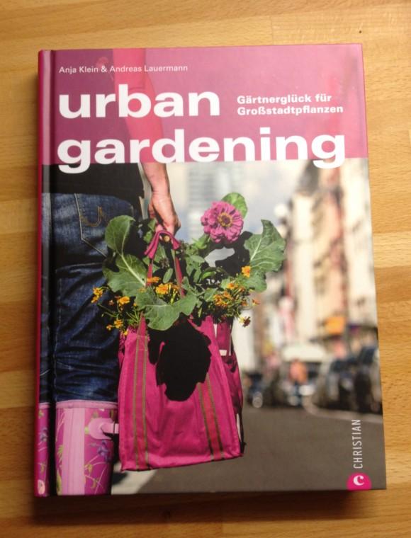 """Buch """"Urban Gardening"""" von Anja Klein"""