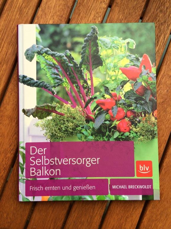 """Titel des Buches """"Der Selbstversorgerbalkon"""""""